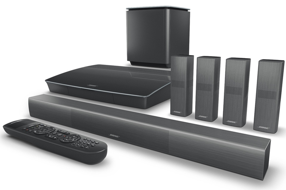 bose home cinema sets bose acoustimass lifestyle leiden. Black Bedroom Furniture Sets. Home Design Ideas